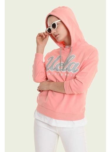 UCLA Sweatshirt Pembe
